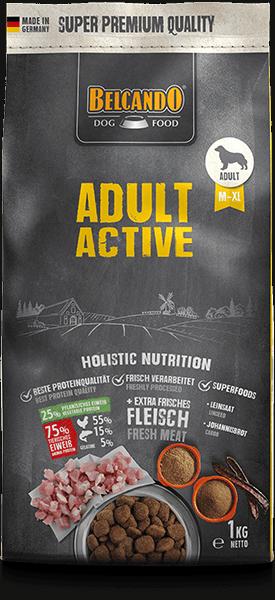 Belcando-Adult-Active-1kg-front